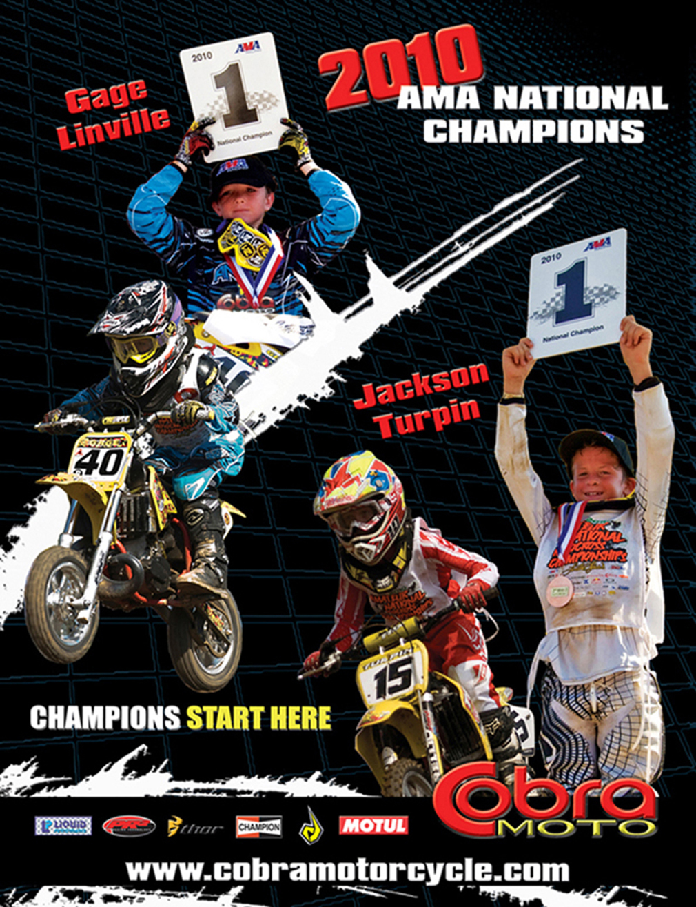 Cobra 2010 LL Champions