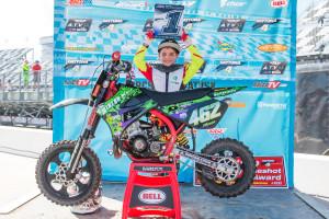 Cobra Moto RCSX 51cc 7-8 Limited champ Luke Fauser