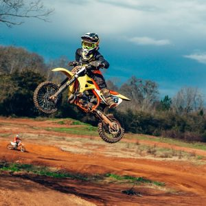 Cobra Moto's Casey Cochran action